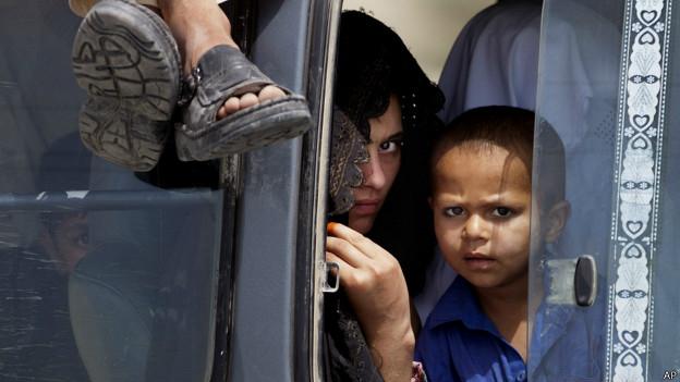 Refugiados (AP)