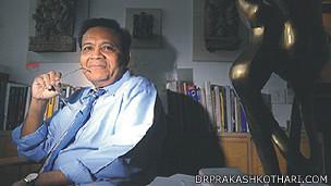 डॉ प्रकाश कोठारी