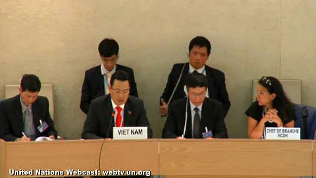 Đại sứ Việt Nam tại Liên Hiệp Quốc Nguyễn Trung Thành