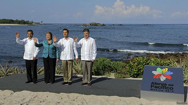 Presidentes de la Alianza