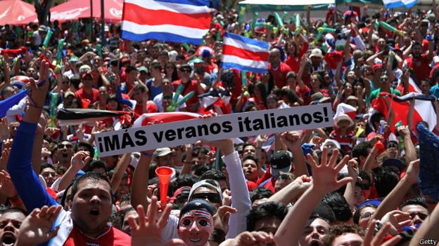 celebraciones en San José de Costa Rica