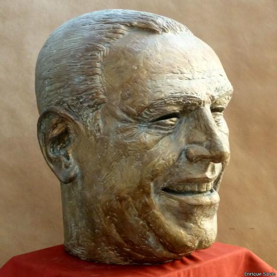 Cabeza Perón