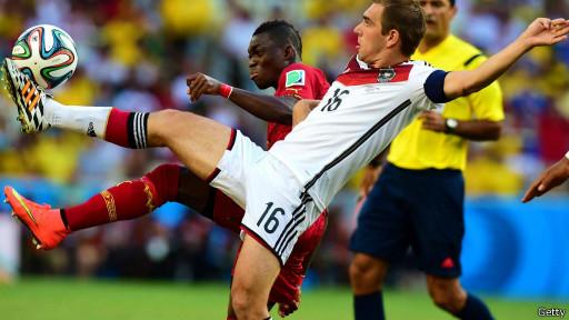 Đức v Ghana