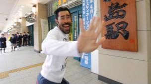 Vídeo feito em Fukushima (BBC)