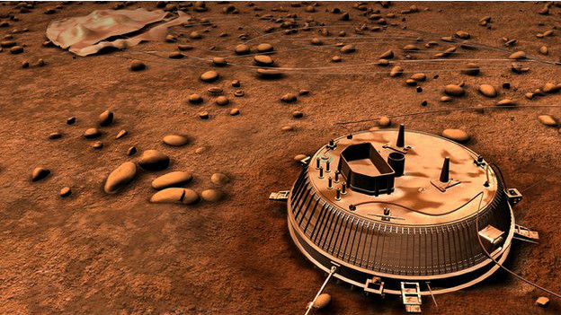 """El misterio de la """"isla mágica"""" en una luna de Saturno 140623104840_titan4_624x351_bbc_nocredit"""