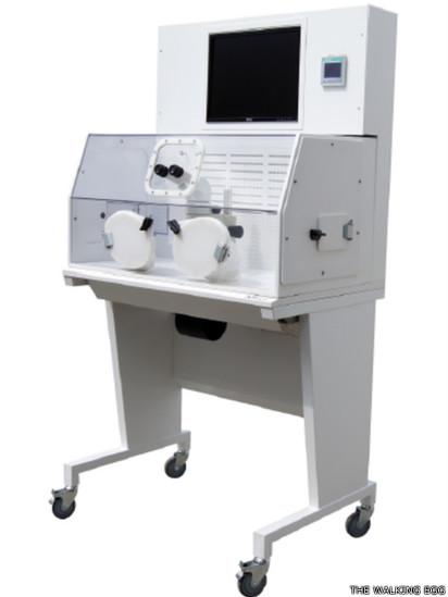 incubadora portátil