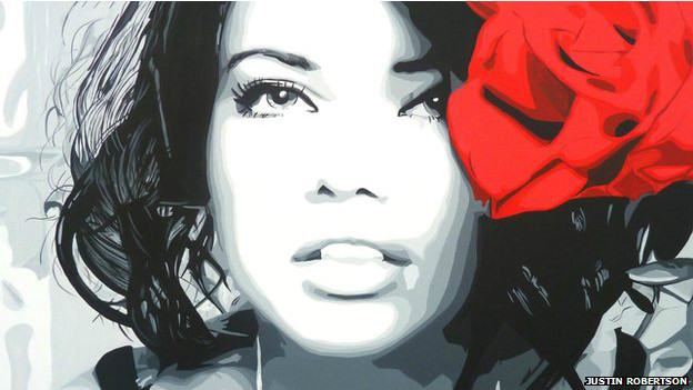 """Lima Rose"", de Justin Robertson"