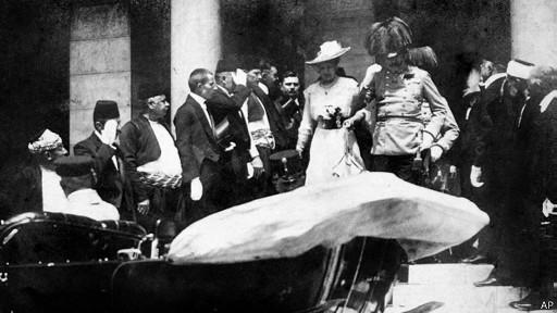 Franz Ferdinand y Sophie