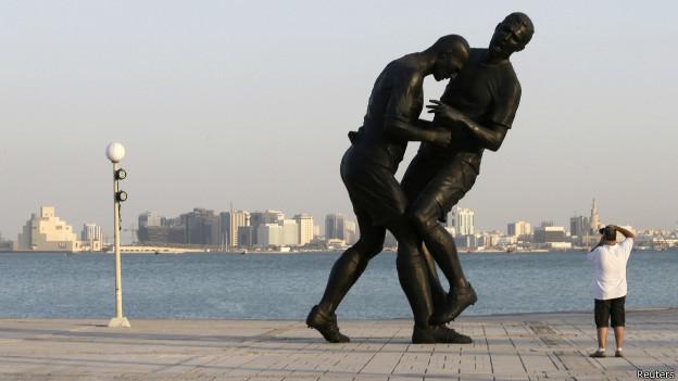 Estatua de Zidane