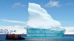 Escenas en Antártica