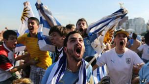 Seguidores de Uruguay