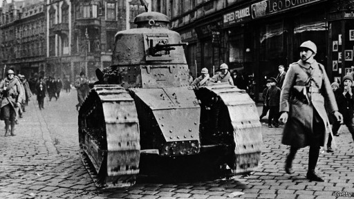 Танк Renault FT17