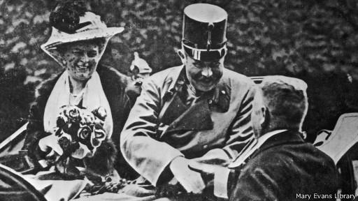 Francisco Ferdinando y Sofía