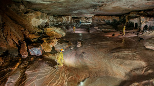 Cavernas (La Venta)