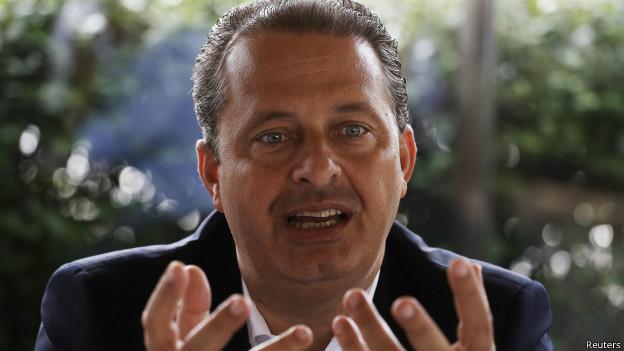 Eduardo Campos, ex-governador de Pernambuco | Crédito: Reuters