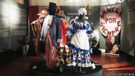 El Museo del Carnaval es otro de los espacios que reflejan la importancia que Uruguay da a su principal fiesta popular.