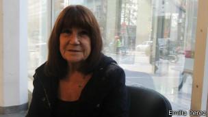 Elizabeth Milita Alfaro, coordinadora de la cátedra.