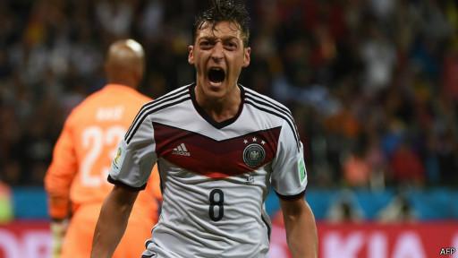 Jerman Akan Langsung Melawan Perancis di Perempat Final Piala Dunia 2014