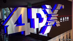 Cine en 4D