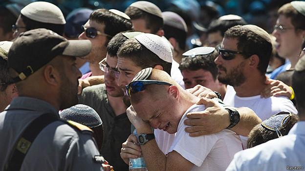 Entierro Gilad Shaar