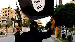 Militante del ISIS