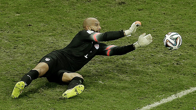 tim howard, goalkeeper, usa