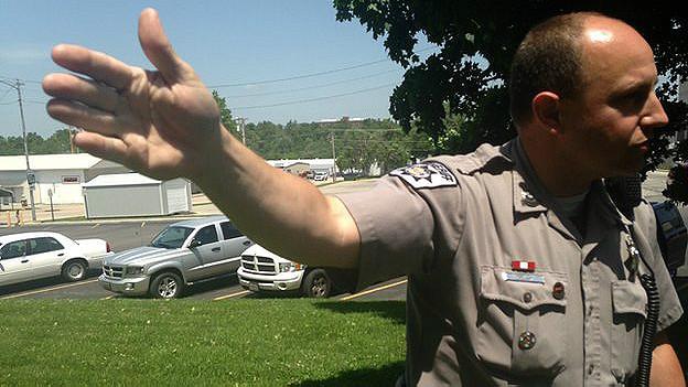 sheriff Delay