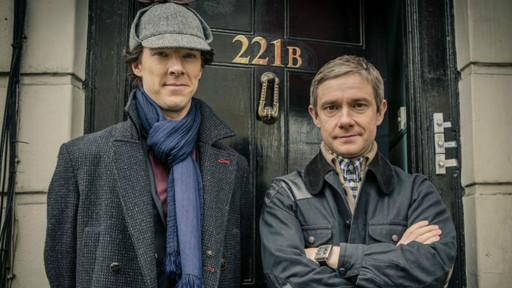 Sherlock Akan Kembali Untuk Musim Keempat