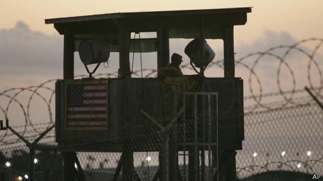 Centro de detención de Guantánamo