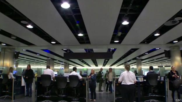 Heathrow (BBC)