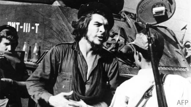 """Ernesto """"el Che"""" Guevara"""