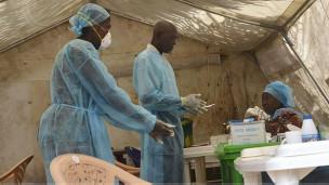 vítima do ebola | Reuters