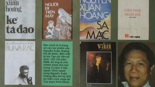 Bùi Văn Phú : Nguyễn Xuân Hoàng – người và văn
