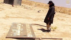 Militante chileno de Isis
