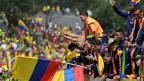 colombia homecoming