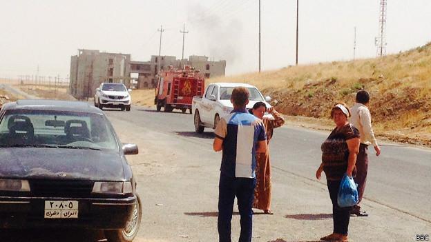इरबिल इराक़