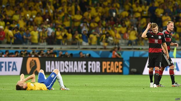 Derrota de Brasil