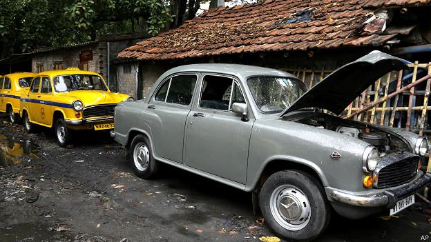 एंबेसडर कार भारत