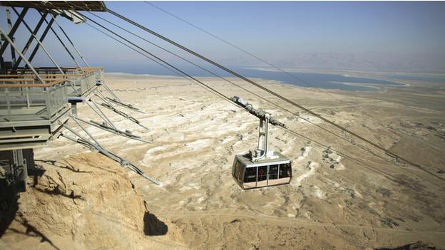 Teleférico en Israel