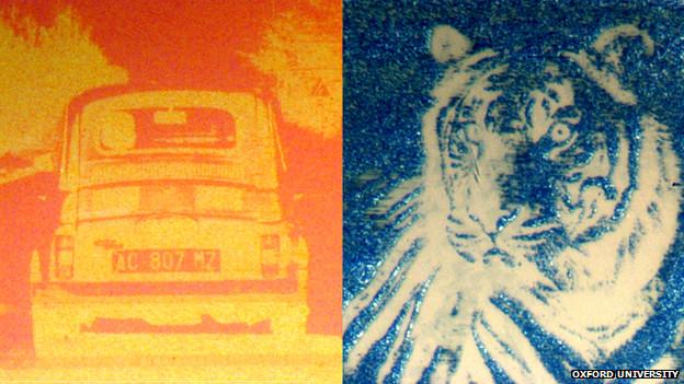Imágenes en nanopíxeles