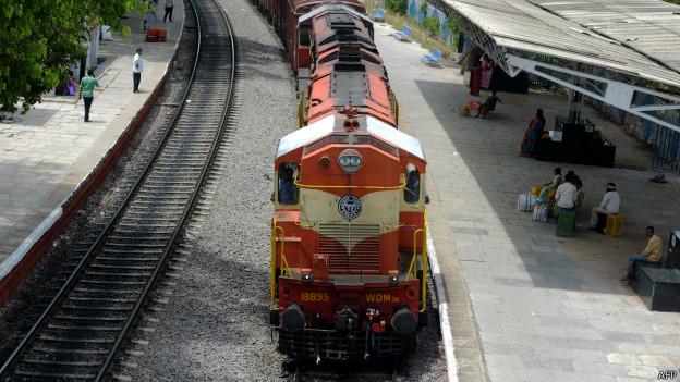 Tren de Hyderabat