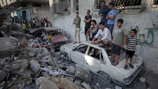Gaza (BBC)