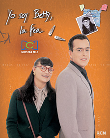 """Poster de """"Yo soy Betty, la fea"""""""