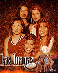 Poster de Las Juanas