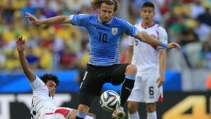 رياضة - BBC Arabic - إعلان المرشحين لجائزة أفضل لاعب في كأس العالم