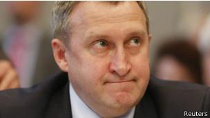 Бывший министр иностранных дел Украины Андрей Дещица