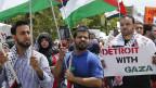 Dukungan untuk rakyat Gaza