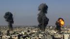 Conflito em Gaza (AP)