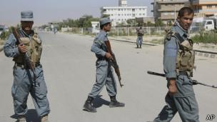 Afeganistão (AP)