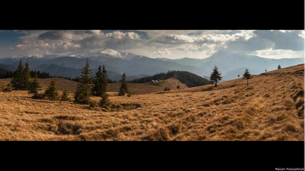Викимедиа выбрала лучшие снимки украинской природы